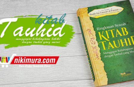 Buku Ringkasan Syarah Kitab Tauhid (Pustaka Al-Haura)