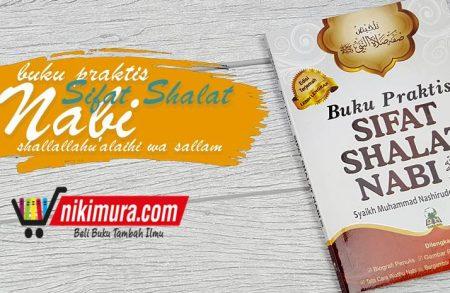 Buku Saku Praktis Sifat Shalat Nabi (Penerbit Darul Haq)