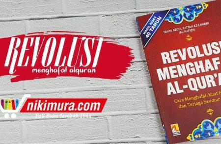 Buku Revolusi Menghafal Al-Qur'an (Insan Kamil)