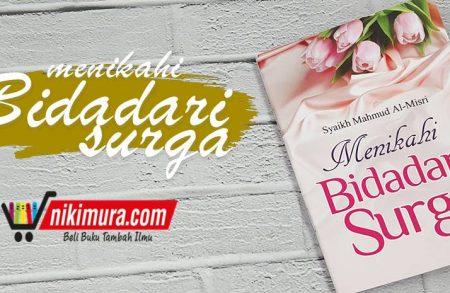 Buku Saku Menikahi Bidadari (Pustaka Al-Inabah)