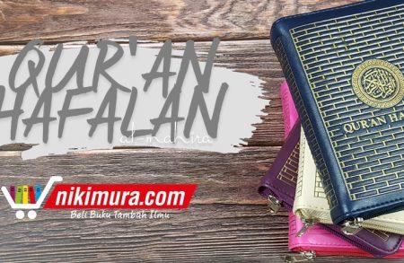 Al-Qur'an Hafalan Al-Mahira A6 (Resleting)