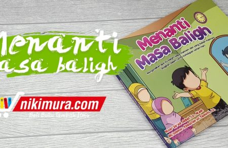 Buku Anak Menanti Masa Baligh (QIDS)
