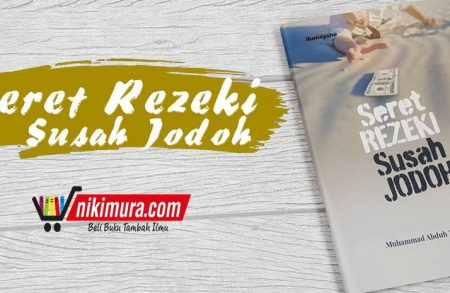Buku Seret Rezeki Susah Jodoh (Rumaysho)