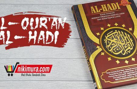 Al-Qur'an Hadi Rasm Utsmani (Maktabah Al-Fatih Rasyid Media)