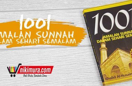 Buku Saku 1001 Amalan Sunnah dalam Sehari Semalam (At-Tibyan)