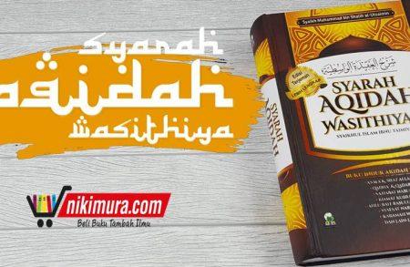Buku Syarah Aqidah Wasithiyah (Darul Haq)
