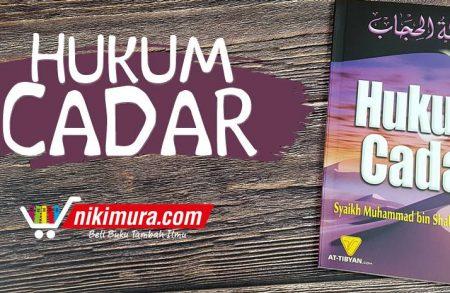 Buku Hukum Cadar (Penerbit At-Tibyan)