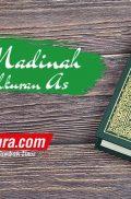 Mushaf Asli Madinah Ukuran A5 Cover Hijau Tua (Majma Malik Fahd)