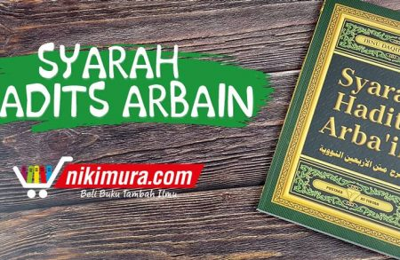 Buku Syarah Hadits Arba'in (Pustaka At-Tibyan)