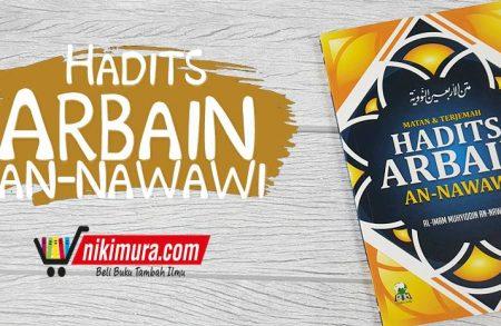 Buku Saku Matan dan Terjemah Hadits Arbain An-Nawawi (Darul Haq)