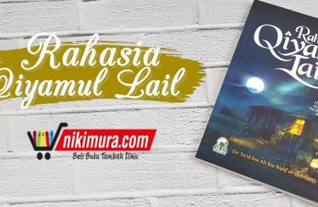 Buku Rahasia Qiyamul Lail (Darul Haq)