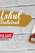 Buku Matan Al-Ushul Tsalatsah 3 Landasan Pokok Akidah Islam (Darul Haq)