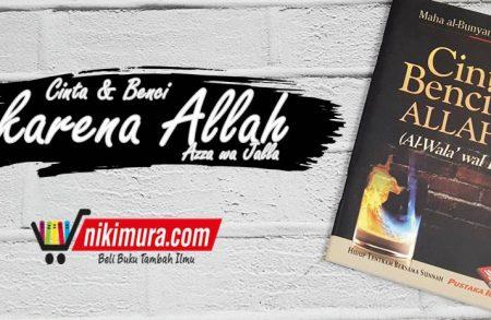 Buku Saku Cinta dan Benci Karena Allah – Al Wala' wal Bara' (Pustaka Ibnu Umar)