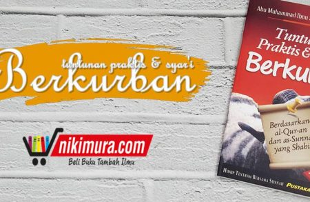 Buku Saku Tuntunan Praktis dan Syar'i Berkurban (Pustaka Ibnu Umar)