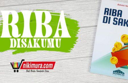 Buku Riba di Sakumu (Muamalah Publishing)