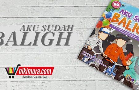 Buku Aku Sudah Baligh (Penerbit Qids)