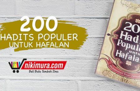 Buku 200 Hadis Populer untuk Hafalan (Sukses Publishing)