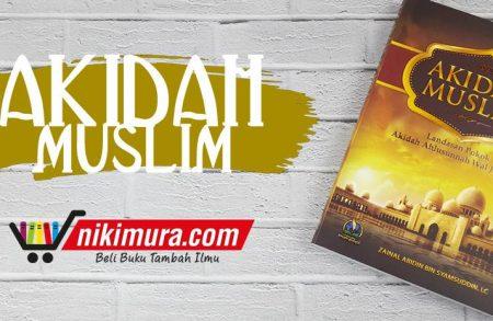 Buku Akidah Muslim (Pustaka Imam Bonjol)