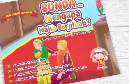 Buku Bunda … Mengapa Wajib Berjilbab? (As-Salam Kids Publishing)
