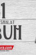 Buku Saku 61 Manfaat Shalat Subuh (Pustaka Al-Inabah)