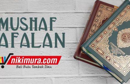 Mushaf Hafalan Utsmani Madinah A6 (Maana Publishing)
