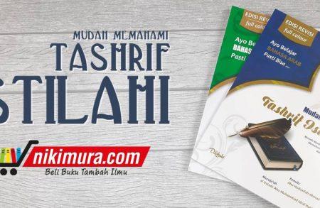 Buku Mudah Memahami Tashrif Istilahi 2 jilid (Adz-Dzahabi)