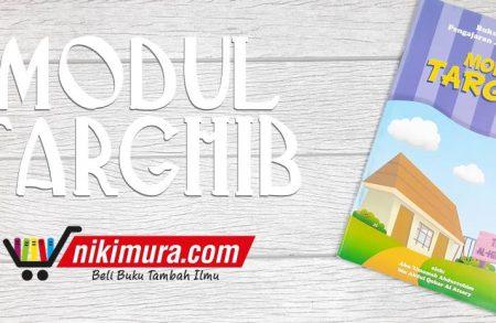 Buku Modul Targhib (Hikmah Anak Sholih)
