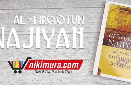 Buku Al-Firqotun Najiyah (Media Hidayah)