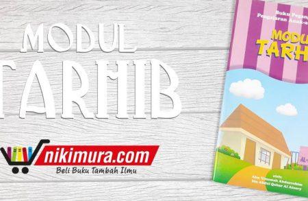 Buku Modul Tarhib (Hikmah Anak Sholeh)
