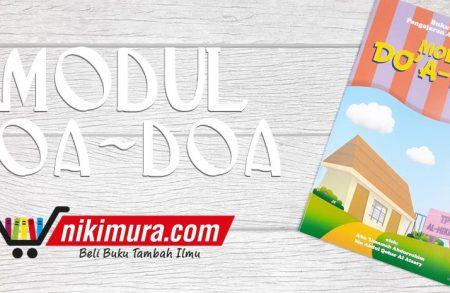 Buku Modul Do'a-Do'a (Penerbit Hikmah Anak Shalih)