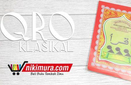 Buku Iqro' Klasikal (AMM Yogyakarta)