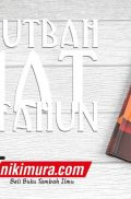 Buku Khutbah Jum'at Setahun (Pustaka Imam Bukhari)