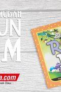 Buku Anak Belajar Mudah Rukun Islam (Pustaka Ibnu Umar)