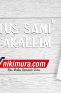 Buku Tadzkirotus Sami' wal Mutakallim (Darul Haq)
