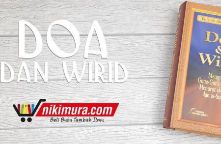 Buku Doa dan Wirid (Pustaka Imam Asy-Syafi'i)
